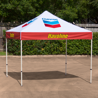 Havoline Pop-Up Tent, 10' x 10'