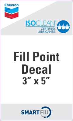 Fill Point - 3 x 5
