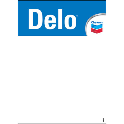 "Delo Decals - 5"" x 7"""