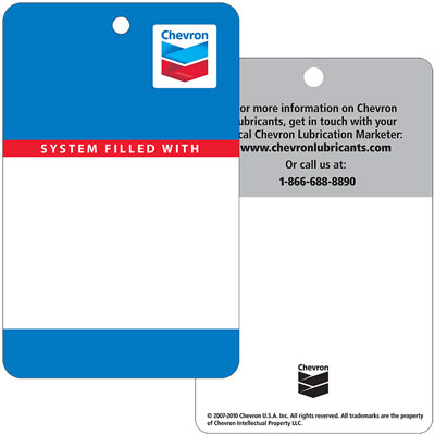 Chevron - Personalized - Product Tag