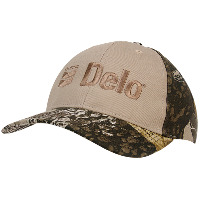 Delo Caps Camouflage (set of six)