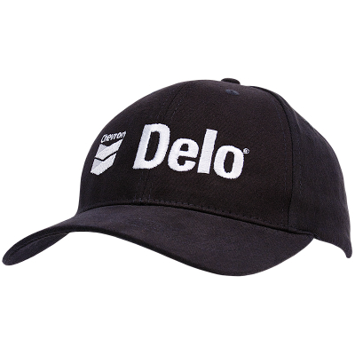 Delo Caps (set of six)