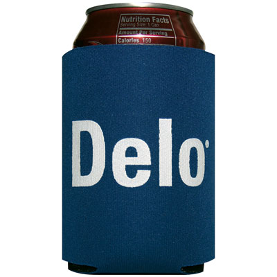 Delo Collapsible Koozie Can Kooler (set of 50)
