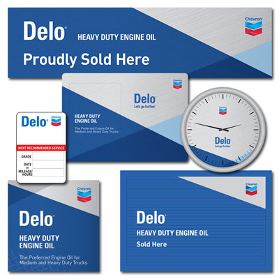 Delo Bulk Team Kit