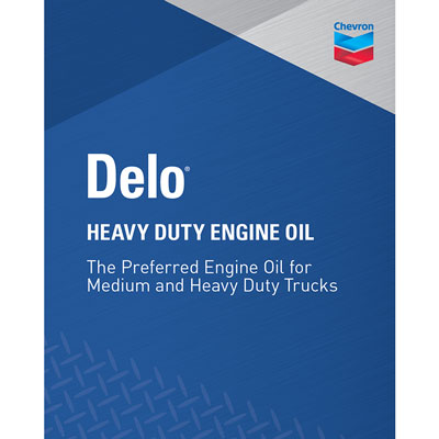 "Delo Window Decal - 8"" x 10"""