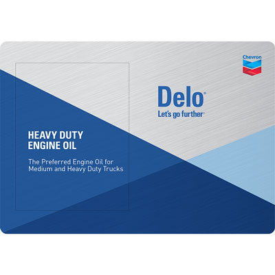 Delo Counter Mat