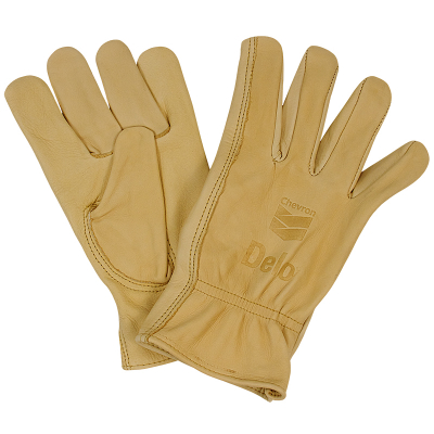 Delo Premium Cowhide Leather Gloves