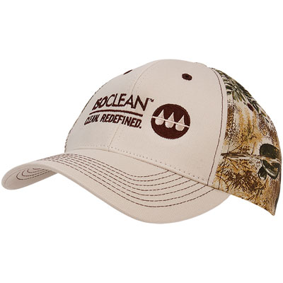 ISOCLEAN Certified Lubricants Hat - Camo (each)