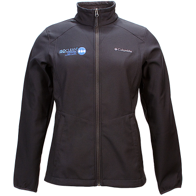 Chevron ISOCLEAN Columbia Ladies' Jacket