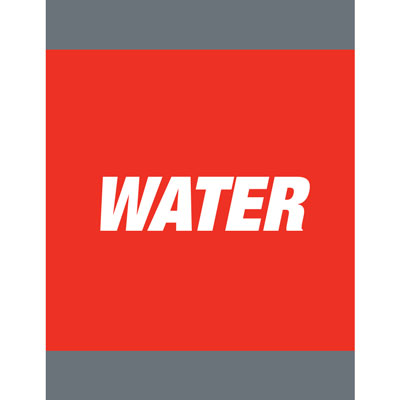 Water Decal