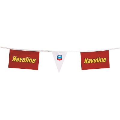 Havoline Pennant Strings (set/3)