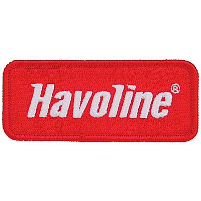 Havoline Patches (set/5)