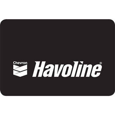 Havoline Fender Cover