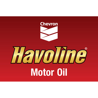 Havoline Non-Illuminated Identification Sign