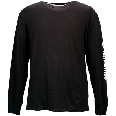 Havoline Long Sleeve Shirt - Black