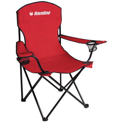Havoline Folding Chair - Red