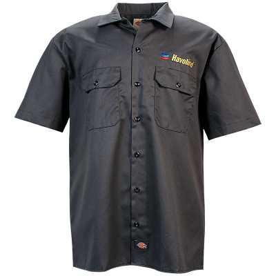 Havoline Work Shirt - Grey