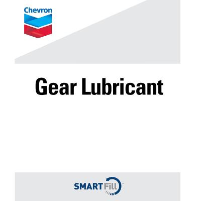 "Gear Lubricant Decal - 7"" x 8.5"""