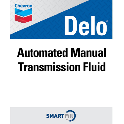 "Delo Automated Manual Transission Fluid Decal - 7"" x 8.5"""