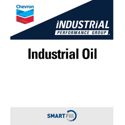 "Industrial - Industrial Oil Decal - 7"" x 8.5"""
