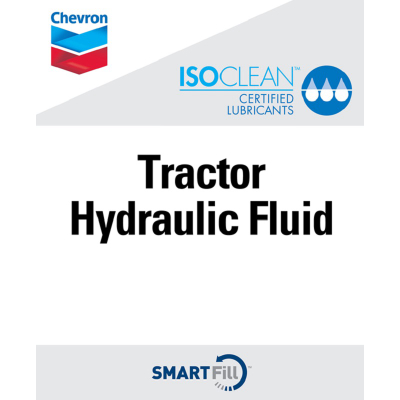 "ISOCLEAN Tractor Hydraulic Fluid Decal - 7"" x 8.5"""
