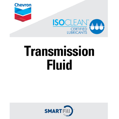 "ISOCLEAN Transmission Fluid Decal - 7"" x 8.5"""