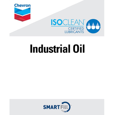 "ISOCLEAN Industrial Oil Decal - 7"" x 8.5"""
