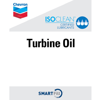 "ISOCLEAN Turbine Oil Decal - 7"" x 8.5"""