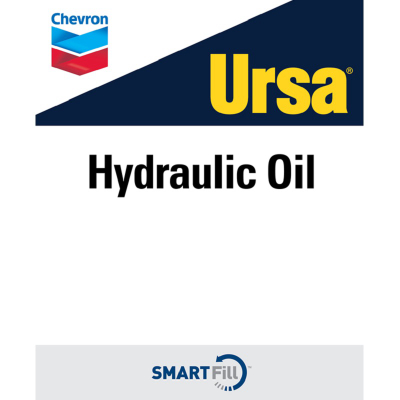 "Ursa Hydraulic Oil Decal - 7"" x 8.5"""