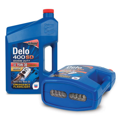 Delo Jug Emergency Flashlight (each)