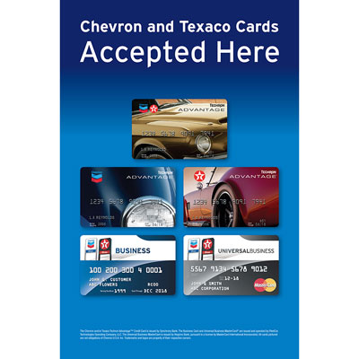 "Credit Card Interior Poster - 24"" x 36"" (each)"
