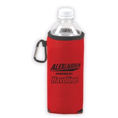 Laughlin Water Bottle Holder - Red (set/12)