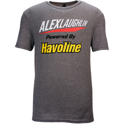Alex Laughlin Unisex Gray Shirt