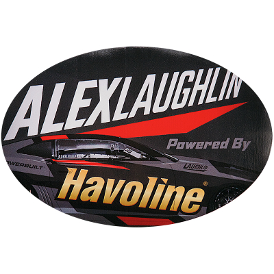 New Alex Laughlin Sticker