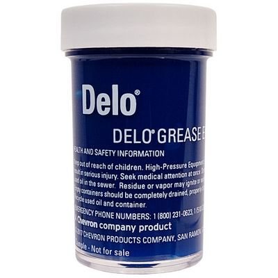 Delo Grease EP 2 - 2 oz. Sample