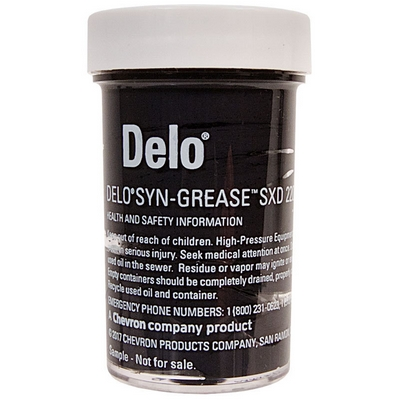Delo Syn-Grease SXD 220 Moly 5% EP 1 - 2 oz. Sample