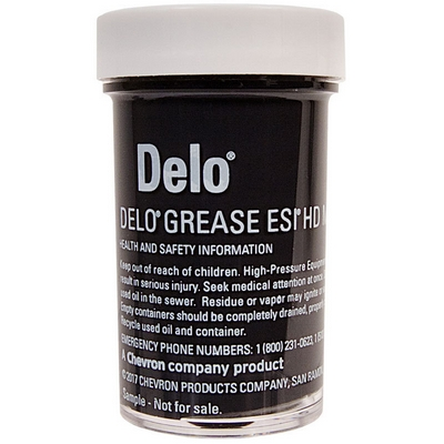 Delo Grease ESI HD Moly 3% EP 2 - 2 oz. Sample