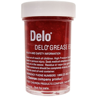 Delo Grease ESI HD EP 2 - 2 oz. Sample