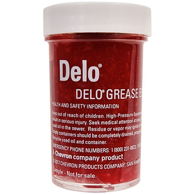 Delo Grease ESI EP 2 - 2 oz. Sample