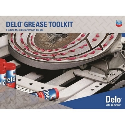 Delo Grease Brochure (each)