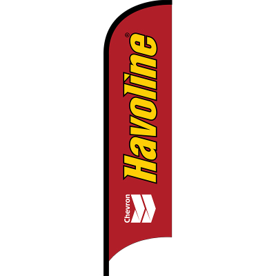 Havoline® 15' Outdoor Flag
