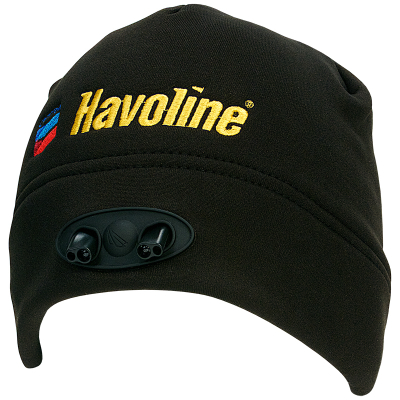 Havoline Lighted Beanie